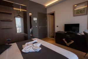 Solun Hotel & SPA, Hotely  Skopje - big - 20