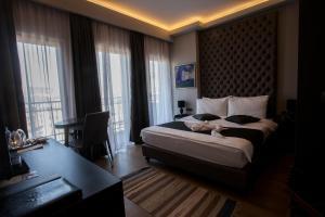 Solun Hotel & SPA, Hotely  Skopje - big - 21