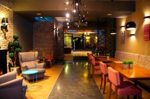 Akin Suites, Aparthotels  İstanbul - big - 49