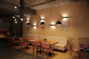 Akin Suites, Aparthotels  Istanbul - big - 41