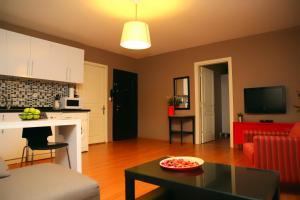 Akin Suites, Aparthotels  İstanbul - big - 33