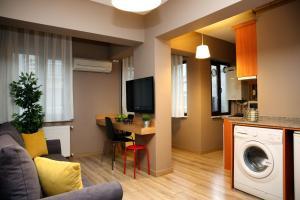 Akin Suites, Aparthotels  Istanbul - big - 7
