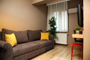 Akin Suites, Aparthotels  Istanbul - big - 25