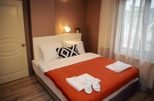 Akin Suites, Aparthotels  Istanbul - big - 46