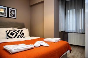 Akin Suites, Aparthotels  Istanbul - big - 21