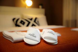 Akin Suites, Aparthotels  Istanbul - big - 14