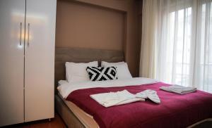 Akin Suites, Aparthotels  Istanbul - big - 11