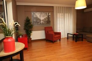 Akin Suites, Aparthotels  Istanbul - big - 10