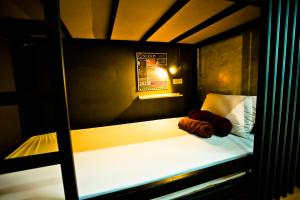 64119030 Sleep Cafe Hostel พัทยา