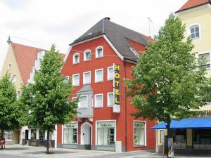 Stadt-gut-Hotel Altstadt-Hotel Stern