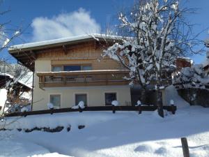 Sonnhangweg, Holiday homes  Niederau - big - 14