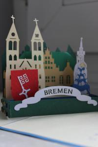 Koje-Bremen, Apartmány  Brémy - big - 28