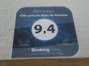 Gîte proche Baie de Somme, Dovolenkové domy  Woignarue - big - 13