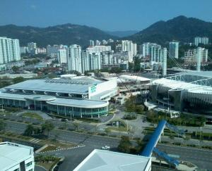 Arena Residence By Ho Yong Chang, Apartments  Bayan Lepas - big - 7