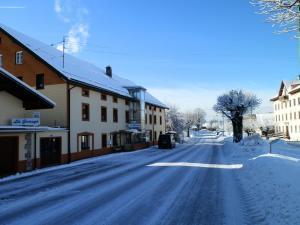 Centre Chrétien La Grange, Гостевые дома  Auberson - big - 61