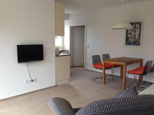 Ferienwohnung zum Breitling, Apartmanok  Boiensdorf - big - 5