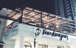 Tambayan Capsule Hostel & Bar, Хостелы  Манила - big - 13