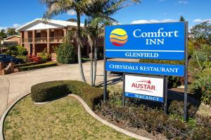 Comfort Inn Glenfield, Hotels  Toowoomba - big - 1