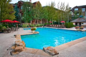 Pinecone Lodge by Exclusive Vail Rentals, Apartmány  Beaver Creek - big - 21