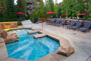 Pinecone Lodge by Exclusive Vail Rentals, Apartmány  Beaver Creek - big - 20