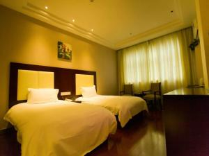 GreenTree Inn QinHuang Island Railway Station Business Hotel, Szállodák  Csinhuangtao - big - 20