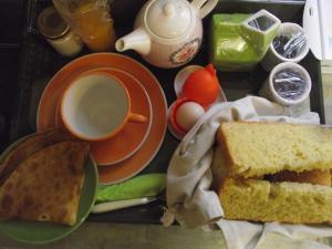 Chez Christy, Bed & Breakfast  Voussac - big - 95