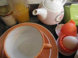 Chez Christy, Bed & Breakfast  Voussac - big - 94