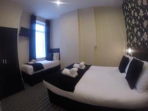 Happy Return Hotel, Vendégházak  Blackpool - big - 27