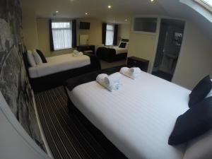 Happy Return Hotel, Vendégházak  Blackpool - big - 28