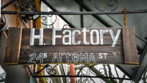 Хостел Factory - фото 14