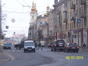 Gostevoy Apartment, Penzióny  Vinnytsya - big - 94