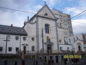 Gostevoy Apartment, Penzióny  Vinnytsya - big - 87