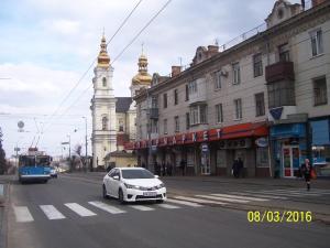 Gostevoy Apartment, Penzióny  Vinnytsya - big - 84