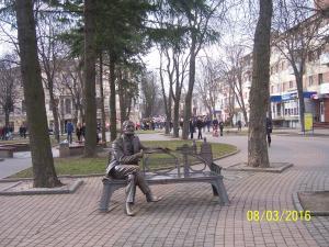 Gostevoy Apartment, Penzióny  Vinnytsya - big - 76