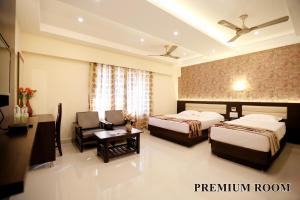 Hotel Deepam, Hotely  Tiruchchirāppalli - big - 3