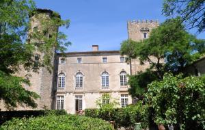 Château d'Agel gite