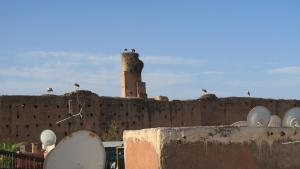 Riad Of The Storks