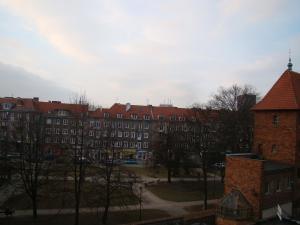 ApartFlat Attic, Apartmány  Gdaňsk - big - 52