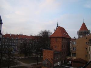 ApartFlat Attic, Apartmány  Gdaňsk - big - 49