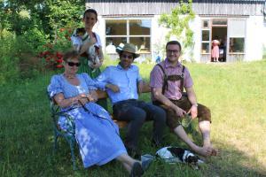 Hirmhof, Agriturismi  Reinsberg - big - 64