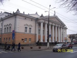 Gostevoy Apartment, Penzióny  Vinnytsya - big - 55