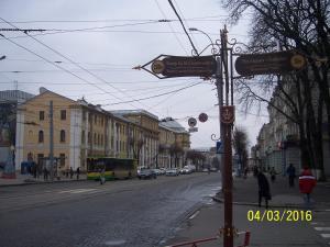 Gostevoy Apartment, Penzióny  Vinnytsya - big - 53