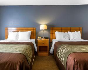 Comfort Inn Oklahoma City, Hotely  Oklahoma City - big - 5