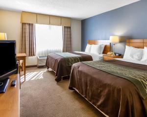 Comfort Inn Oklahoma City, Hotely  Oklahoma City - big - 7