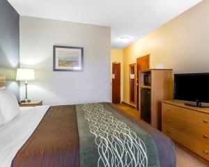 Comfort Inn Oklahoma City, Hotely  Oklahoma City - big - 4