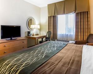 Comfort Inn Oklahoma City, Hotely  Oklahoma City - big - 8
