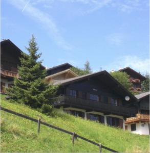 Chalet Idlevice - Champoussin
