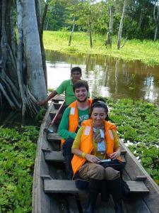Amazon Golden Snake, Kunyhók  Santa Teresa - big - 18
