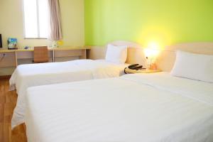 7Days Inn Shijiazhuang Gaocheng West Lianzhou Road, Hotels  Gaocheng - big - 10