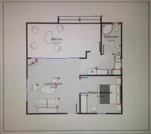 Ok Cabana Negombo, Apartments  Negombo - big - 12